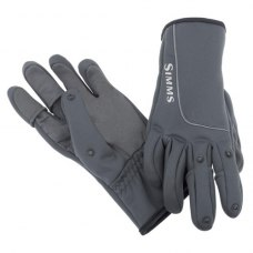 Simms Guide Windbloc Flex Glove Raven M