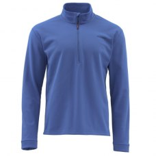 Simms Midweight Core Quarter-Zip Rich Blue M