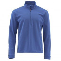 Simms Midweight Core Quarter-Zip Rich Blue S