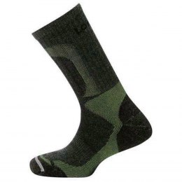 Lorpen HEL Hunting Extreme Merino Mid-Calf Anth Green L