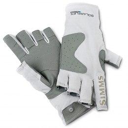 Simms Solarflex Guide Glove Grey L