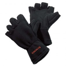 Simms Freestone Half-Finger Glove Black M