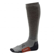Simms Guide Midweight Sock Gunmetal XL