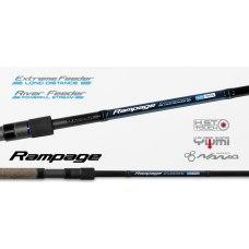 ZEMEX Rampage River Feeder 12,4ft - 110g