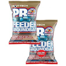 Bait-Tech Pro Feeder Groundbait Dark Fishmeal