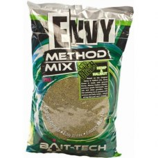 Bait-Tech Green Envy Hemp & Halibut Method Mix