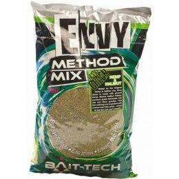 Bait-Tech Green Envy Hemp & Halibut Method Mix