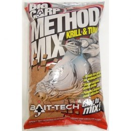 Bait-Tech Big Carp Method Mix Krill & Tuna