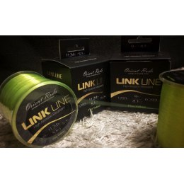 Orient Rods Link Line Fluo Yellow 0,233mm 1200m