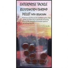 Enterprise Tackle Bloodworm Shrimp Pellet with Belachan