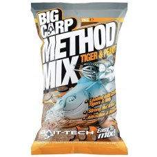 Bait-Tech Big Carp Method Mix Tiger & Peanut